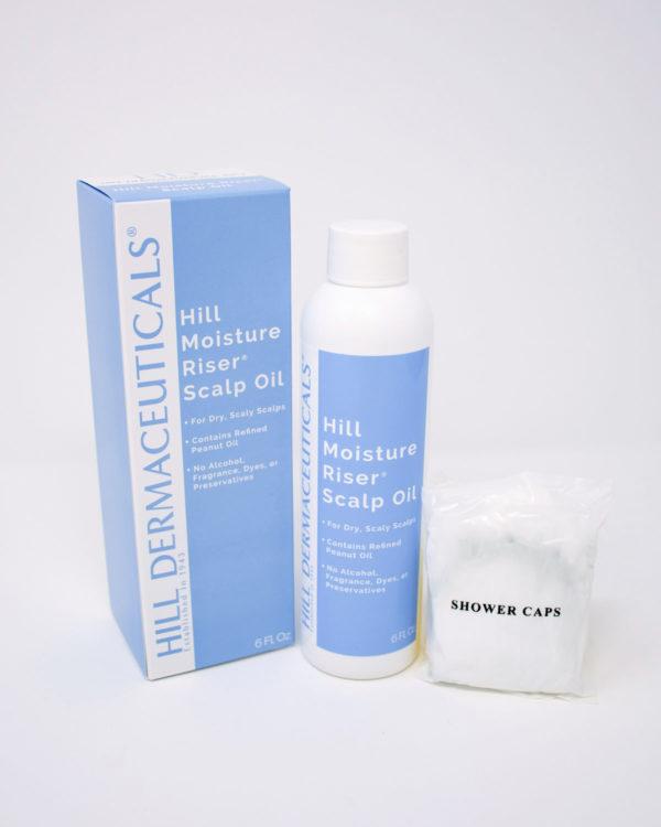 Dry Scaly Scalp - Hill Moisture Riser Scalp Oil