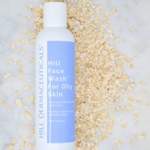 oily skin hill face wash